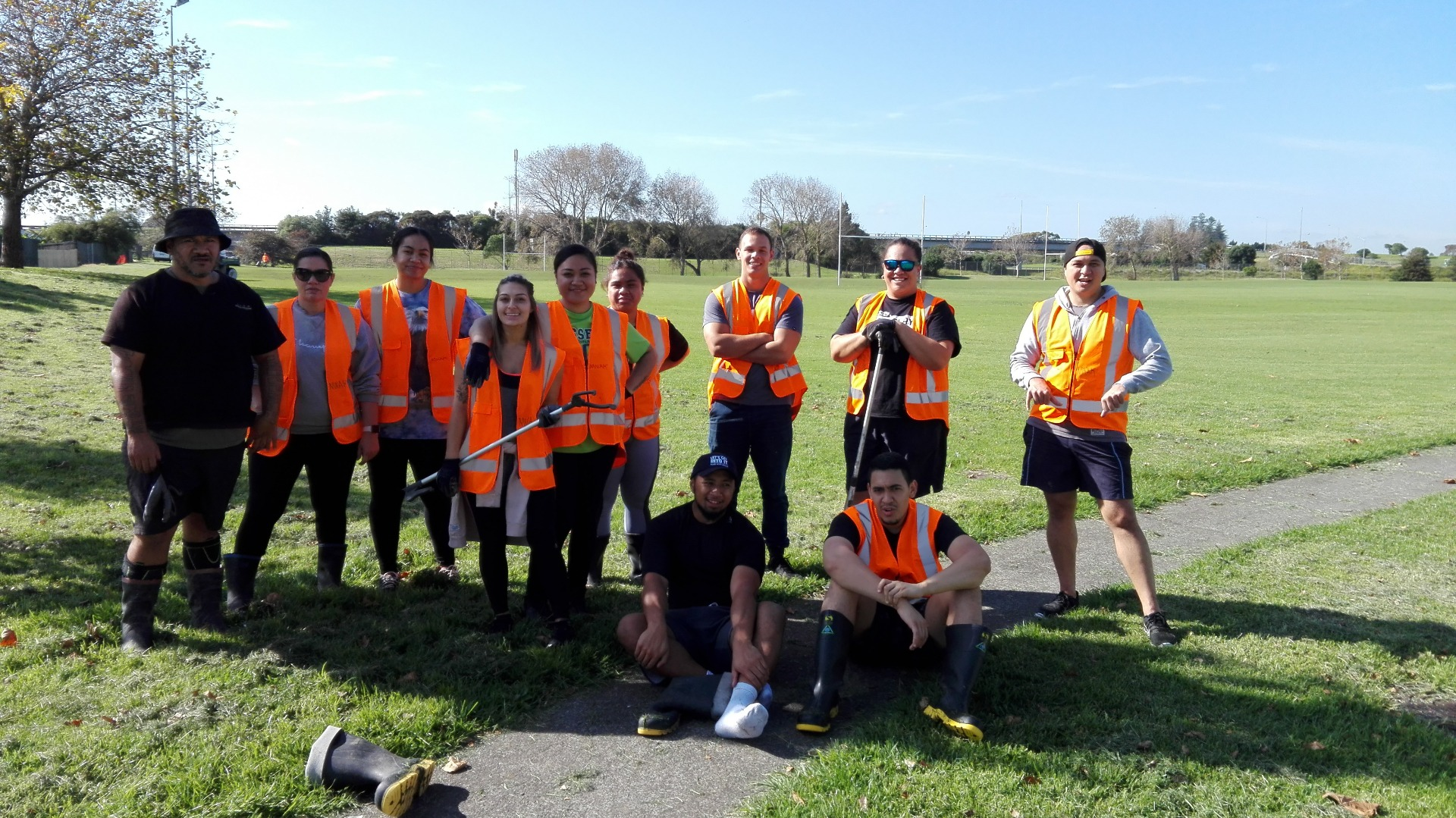 Keeping Mangere Beautiful